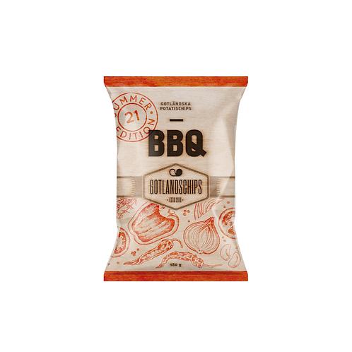 Gotlandschips BBQ