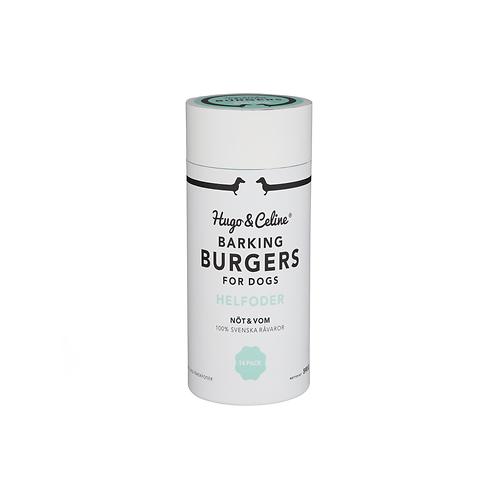 Hundfoder Barking Burger 14-pack