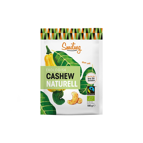 Smiling Cashew Naturell