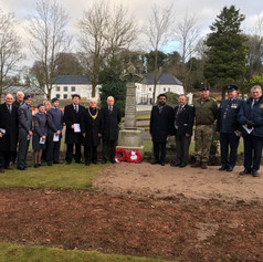 RAF 100 Event Falkirk 2017