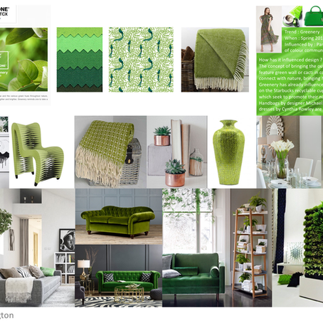 Greenery: Revitalising your home