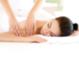 Swedish massage, deep tissue massage, hot stone massage