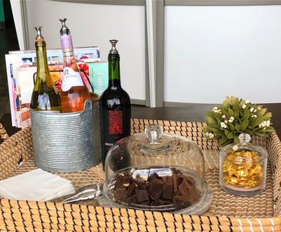 Wine and Chocolate Fridays