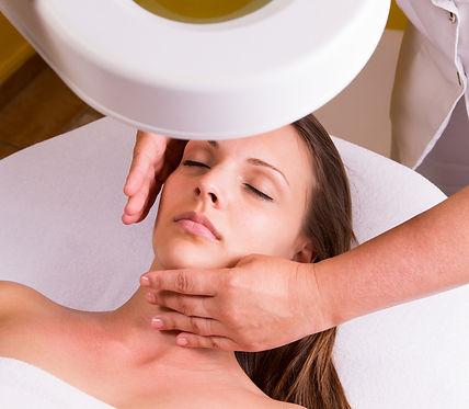 Salicylic Peel and Skin Care Facial