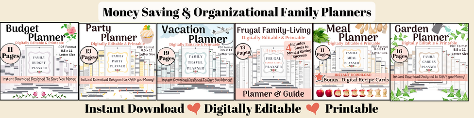 Copy of Copy of Copy of organized frugal