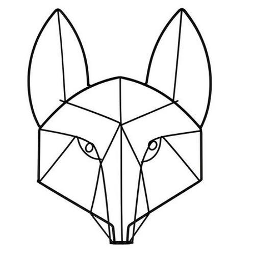 Enfeite Wolf