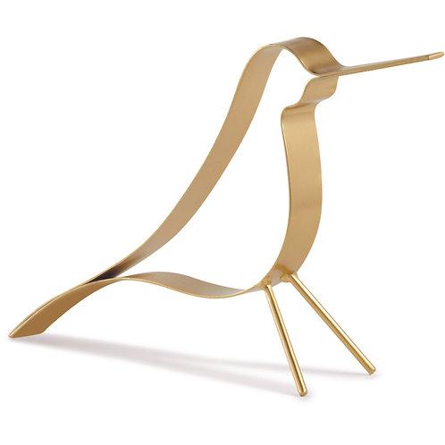 Estrutura metálica Pássaro Dourado
