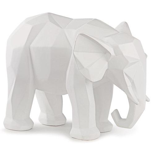 Escultura Elefante em Resina