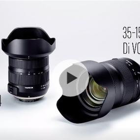 NEW 35-150mm F 2.8-4 Di VC OSD