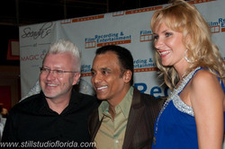 Gen Nady and Jon Secada Miami, FL