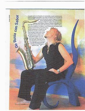 #saxophoneplayerlosangeles