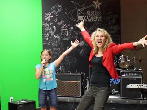 vocal lessons for kids la