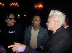 Gen Nady with Jon Secada and