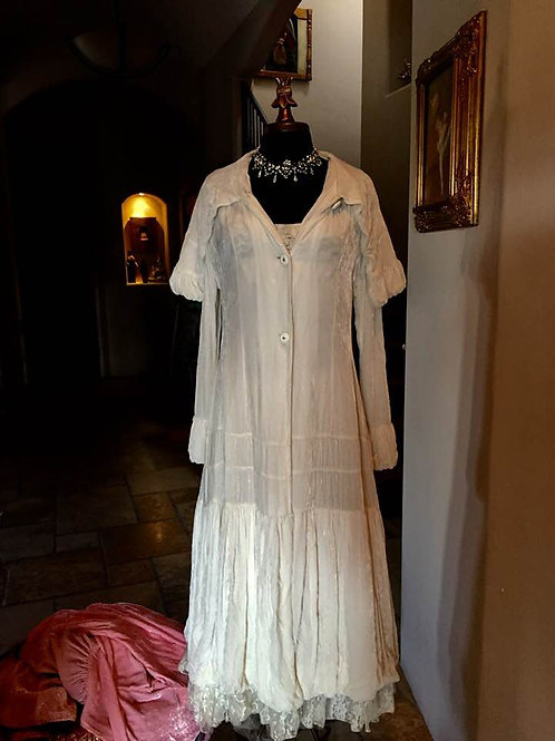 Victorian Western Duster