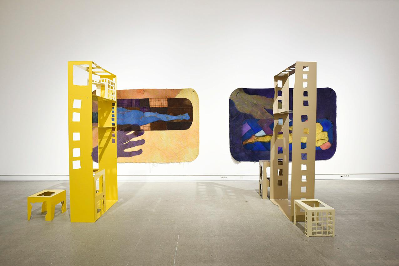 Camilla Steinum, 2018, Turn Elsewhere, Kunsthall Grenland