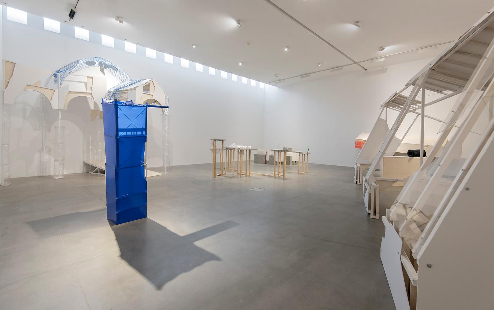 Monowe, 2019 Installation view at Fondazione Sandretto Re Rebaudengo, Torino   Photo©Giorgio Perottino