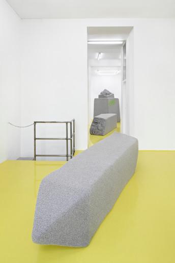 Pivotal Blast, 2016 at Gillmeier Rech Gallery Berlin