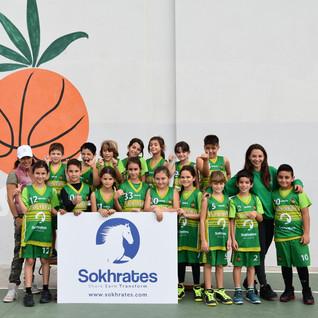 Sokhrates Basket Team Ibiza