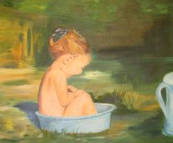 Bain à La Rinais