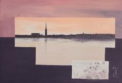D'une rive à l'autre ...Bordeaux