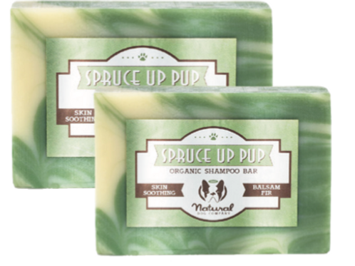 Spruce Up Pup Shampoo Bar by NDC