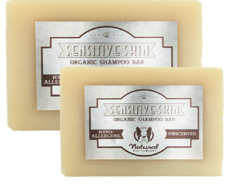 Sensitive Skin Shampoo Bar by NDC