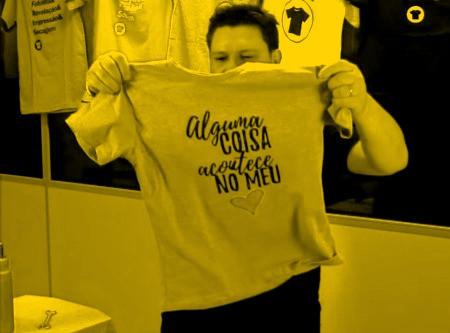 Como Estampar Camisetas para entusiastas do faça você mesmo - Iniciante.