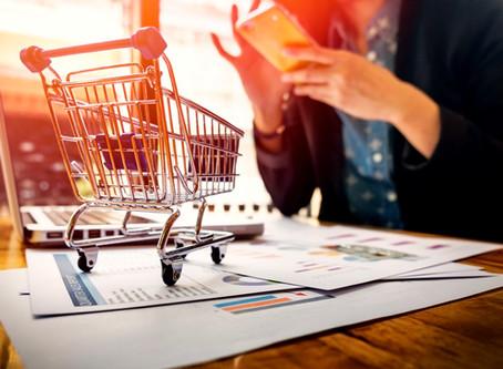 O E-commerce e sua estamparia
