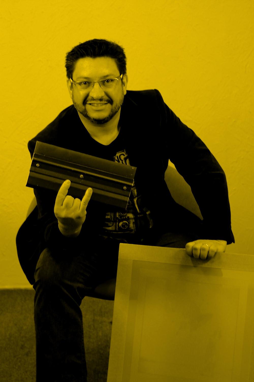 Moacir Ferreira / serigrafia