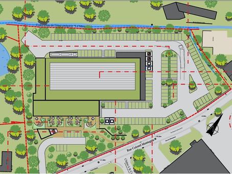 Avis d'enquête publique 2019-110 - LIDL Belgium - rue Colonel Montegnie - Permis intégré
