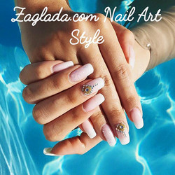 Acrylic Nail Extension