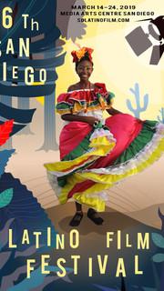 Конкурс плаката для кинофестиваля в Сан-Диего