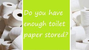 Three alternatives to stockpiling toilet paper!