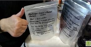 Hamburger Gravy and Mashed Potatoes | Meal in a bag