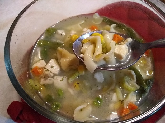 Chicken Noodle Soup Meal-in-a-bag