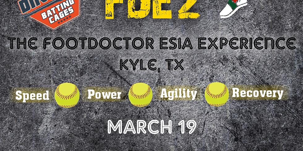 The FootDoctor Esia Experience (Kyle)