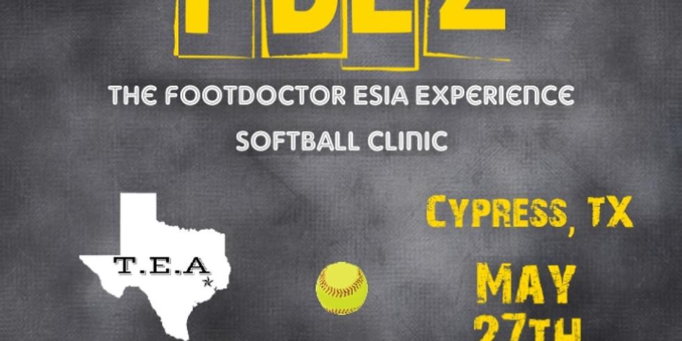 FDE2 Softball Clinic (Houston)