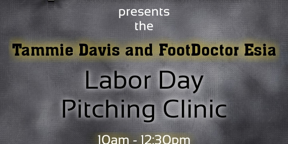 Labor Day Pitching Clinic