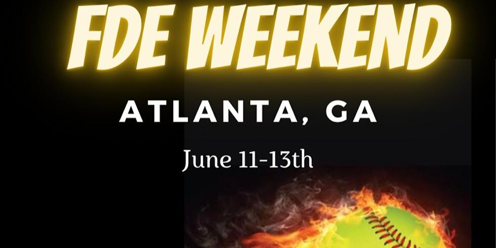 FDE Weekend Atlanta