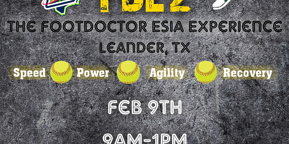 The FootDoctor Esia Experience (Leander)