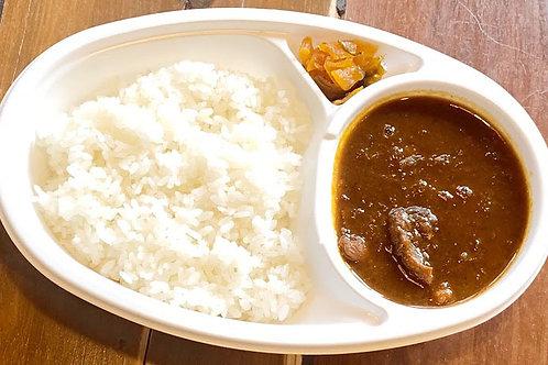 《ニクバル食堂》特製カレー
