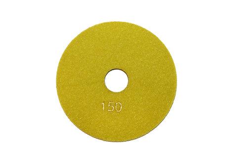 Диск алмазный шлифовальный (Черепашка) 125мм (#150)