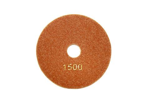 Диск алмазный шлифовальный (Черепашка) 125мм (#1500)