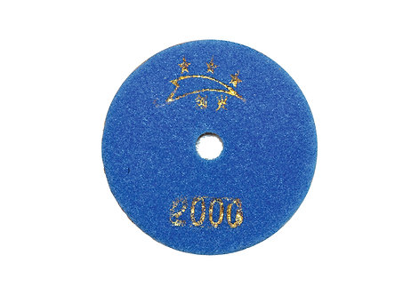Диск алмазный шлифовальный (Черепашка) 80мм (#2000)