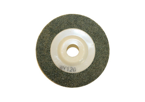 Диск шлифовальный пористый 100мм (#120)