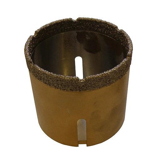 Коронка алмазная для сухого сверления d=65мм (М-14)