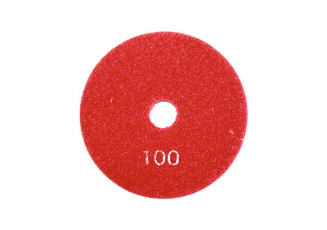 Диск алмазный шлифовальный (Черепашка) 100мм (#100)