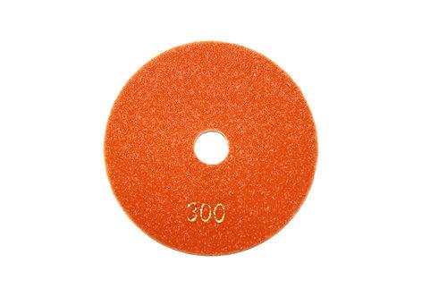 Диск алмазный шлифовальный (Черепашка) 125мм (#300)