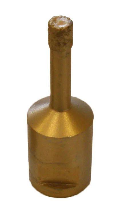 Коронка алмазная для сухого сверления d=8мм (М-14)