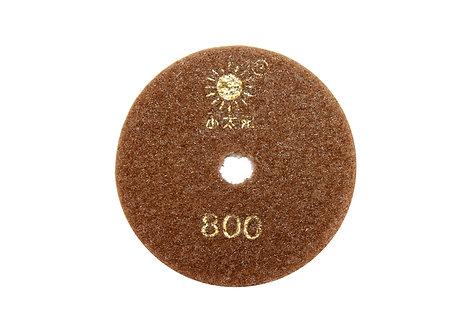 Диск алмазный шлифовальный (Черепашка) 80мм (#800)
